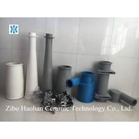 Alumina ceramic and nylon cone for Voith ECO 500L pulp cleaner thumbnail image
