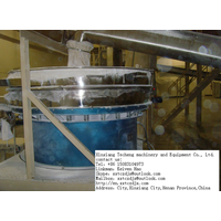 Brick clay powder miner rotary vibrating screen