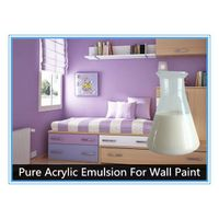 MESIDEN High Performance Water Based Pure Acrylic Copolymer Emulsion/Acrylic Latex For Wall Paint