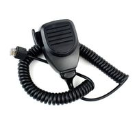 Mic Microphone Speaker 8 Pin for Kenwood Mobile Radio KMC-30 TK-760 TK-768 TK-830 Speaker