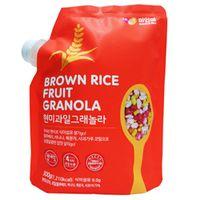 Brown Rice Fruit Granola 300g thumbnail image