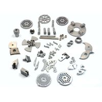 Customized machining services - shaft, flange, drilling, grinding, assembling
