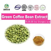 Green Coffee Bean Extract 45% & 50% Chlorogenic Acids powder for weight loss thumbnail image