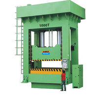 Frame Precision Sliding Hydraulic Molding Machine