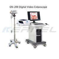 GN200 Colposcopy system digital video colposcope for obstetrics gynecology cervical cancer vagina