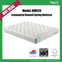 Budget Hotel Economical Bonnell Spring Mattress