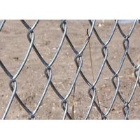 Galvanized or PVC Coated Chain Link Fence thumbnail image