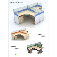 easy assembling office cubicle dividers