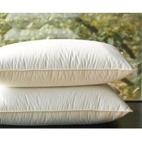 Home And Hotel Used Luxury White Soft Down And Feather Wholesale Ultimate Travel Pillow Ffilling Mat