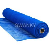 HDPE knitted warning saftey netting for Construction lower insurance costs thumbnail image