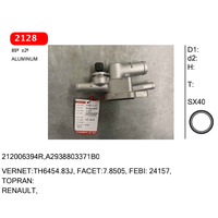 thermostat for RENAULT, 212006394R,A2938803371B0 thumbnail image