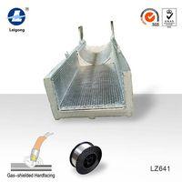 Tianjin leigong hardfacing distribution chute flux cored wires