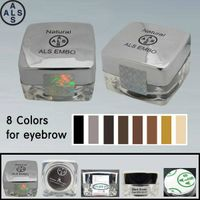ALS Natural Embo Permanent makeup pigment & Tattoo ink & Permanent makeup ink