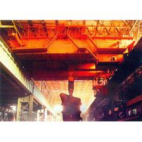 YZ Model Double Girder Foundry and Casting Overhead Crane thumbnail image