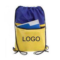 Wholesale Hot Design Backpck Style Drawstring Bag
