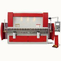 Hydraulic CNC Press Brake WE67K-100/3200 DA66T