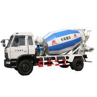 Hydraulic Concrete Mixer Truck thumbnail image