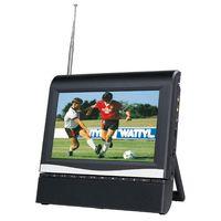 9.2''Portable DVD with TV Tuner/Divx/USB (PDVD-920)