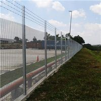 Anti Climb Fence 358 Security Fence Army Defensive Barrier anti climb prison fence