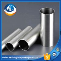 pvc coated stainless steel tube 201 grade pipe thumbnail image