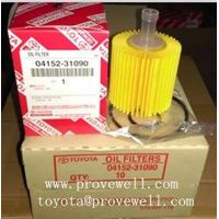Oil filter manufacturer Toyota parts 04152-31090