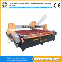 YT3020 AC 5 axis water jet cutting machine