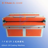 1600mm UV Coating Machine