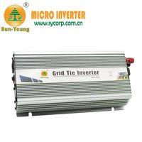 1000W 24-45VDC 230VAC micro inverter for solar panel thumbnail image