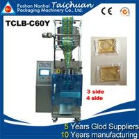 TCLB-C60Y automatic vffs pakaging liquid milk packing machine price for new business