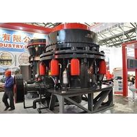 Compound cone crusher