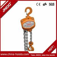 HSZ series Manual chain hoist