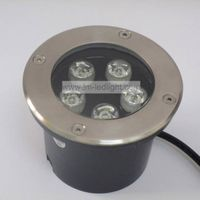 IP68 recessed led floor lights 12V 85-265V 3W 5W 6W 7W 9W 12W 15W 18W decorative pavers