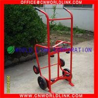 Oil Carrier Popular Hand Trolley Two Wheel for Sale