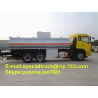 New Oil Truck Dong Feng 3 Alexes Selling to Bolivia
