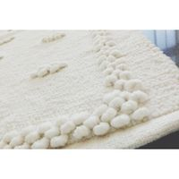 100% CHENILLE COTTON BATH MAT