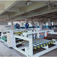 quake vibrate shoke paper paperboard carton box cleaning machine