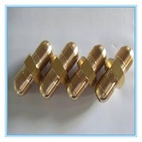 Brass CNC turning parts,precision machining CNC parts,customized CNC parts
