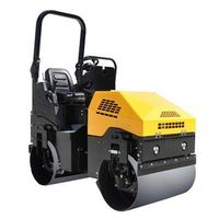 Ride-on vibratory road rollers(Gasoline)