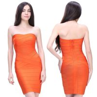 short bodycon bandage dress thumbnail image
