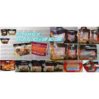 Hot Chicken bag, Roll stock film, Polypropylene Pouches, Laminated pouches, Food pouches, vacuum bag