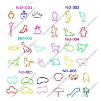 Silly bands,Aniamal rubber