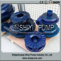 Centrifugal Slurry Water Treatment Anti-Corrosion Copper Mine Slurry Pump Spare Parts thumbnail image