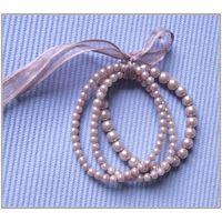 fashion faux pearl plastic jewelry