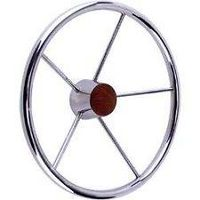 stainless steel marine steering wheel 3 spokes /5 spokes