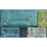 100% Bamboo or Organic Cotton Washable Gauze Diaper