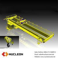 Nucleon Hot Sale 50 ton Wheel Overhead Crane thumbnail image