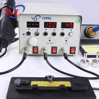 WL PPD120SL 3-IN-1 A8 A9 CPU desoldering Station and hot air rework station thumbnail image