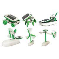 6 in 1 Educational Solar Kit, solar toy kit, solar diy toy thumbnail image