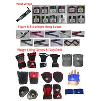 Weight Lifting Strap,Figure 6 straps,Weigh Lifting Gloves,Gym,Wrist wrap