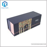 2 Layers Special Paper Box Elegant Packing Box For High-End Brand Products thumbnail image